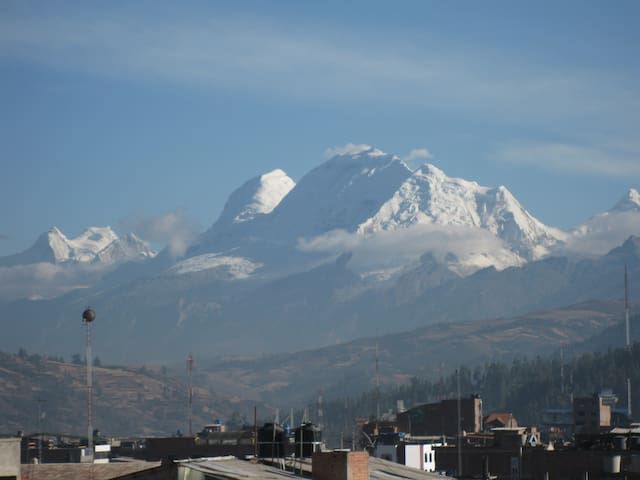 Central Location, mountain view - Huaraz - Wohnung
