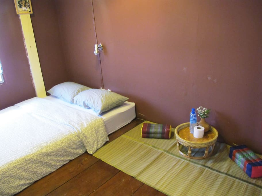 Private double room for 2 persons