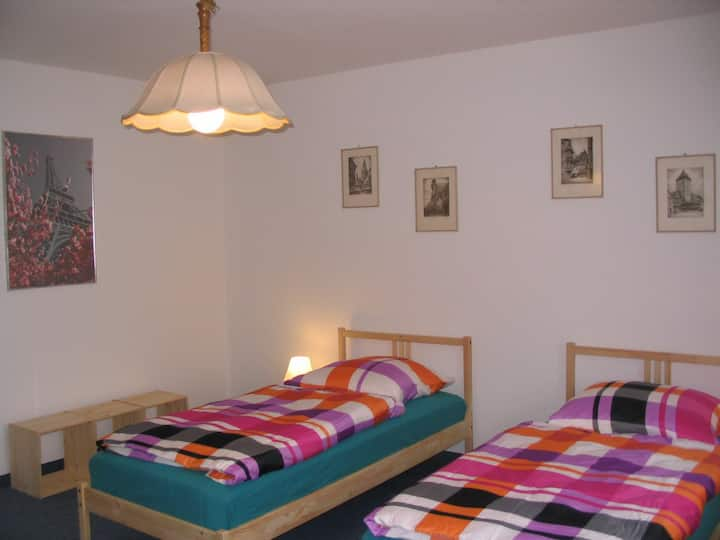 Near Nuremberg - flat for 4 persons