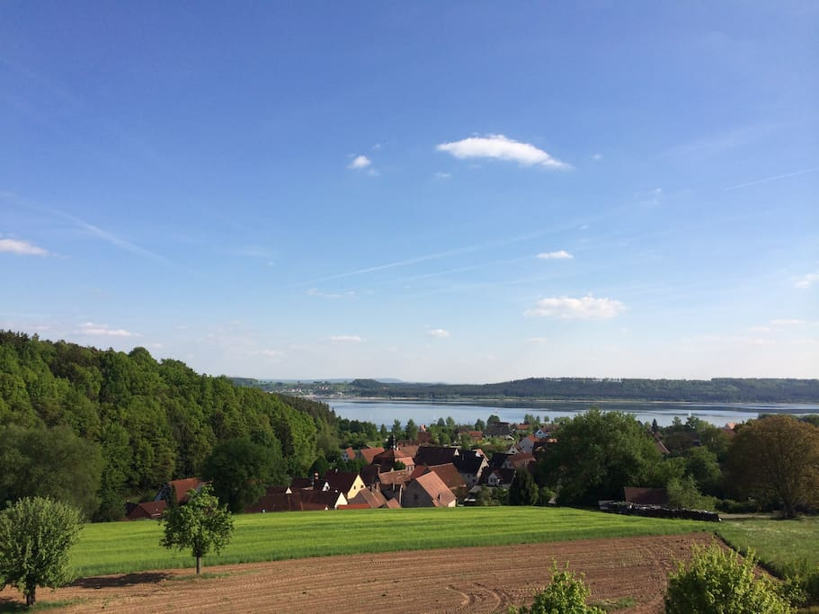 Three Room Lakeside Apartment 35 Minutes To Fair Apartments For Rent In Spalt Bayern Germany