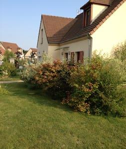 Maison spacieuse à la campagne  - Fontenailles - Talo
