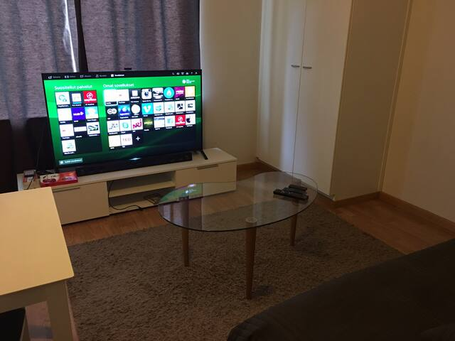 Room in shared apartment near Helsinki city center
