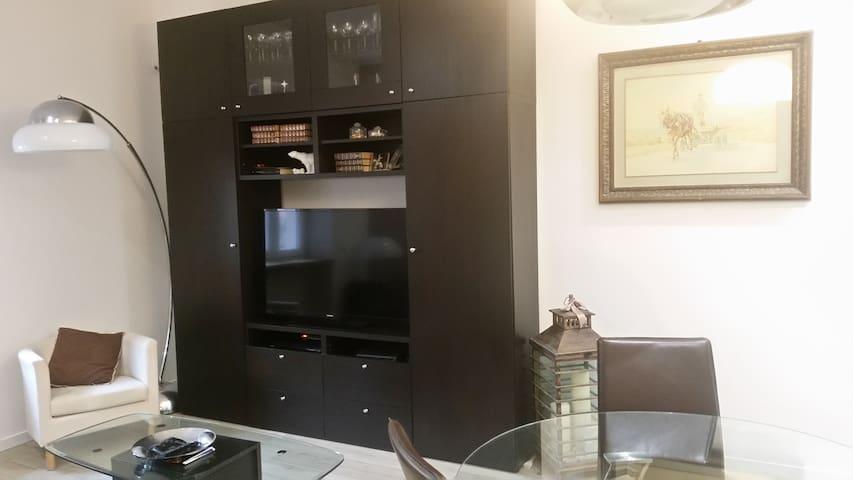 Appartamento in quartiere residenziale a Verona