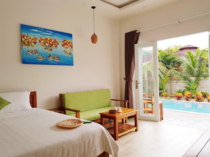 Villa 3 phòng ngủ có hồ bơi riêng