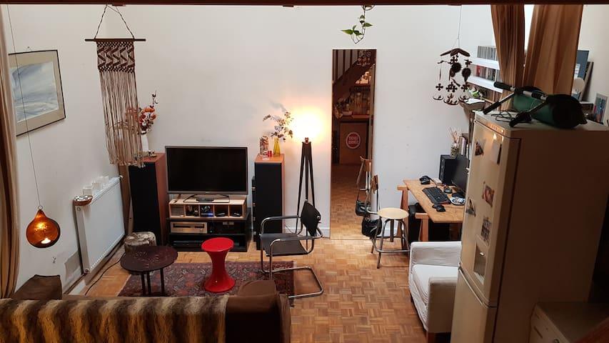 Atelier d'Artiste à Bastille