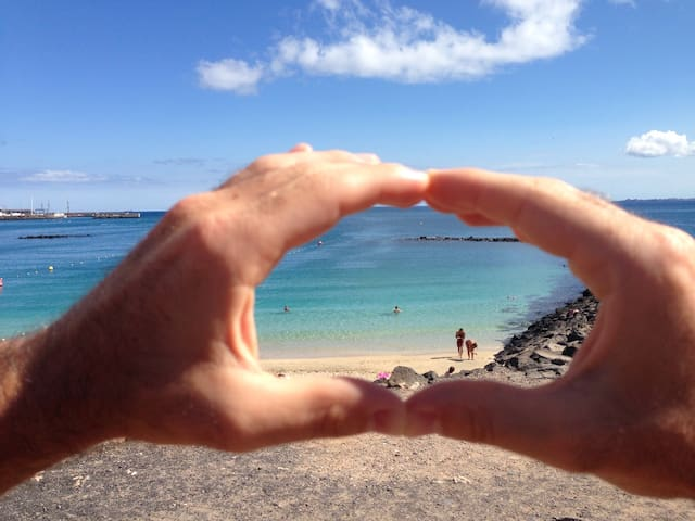 Affitasi a Playa BLANCA Lanzarote - Playa Blanca - Appartement