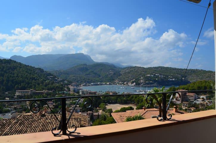 Duplex with luxury views - Puerto de Sóller - Dom