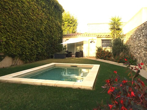 Shared Garden and Swimming Pool