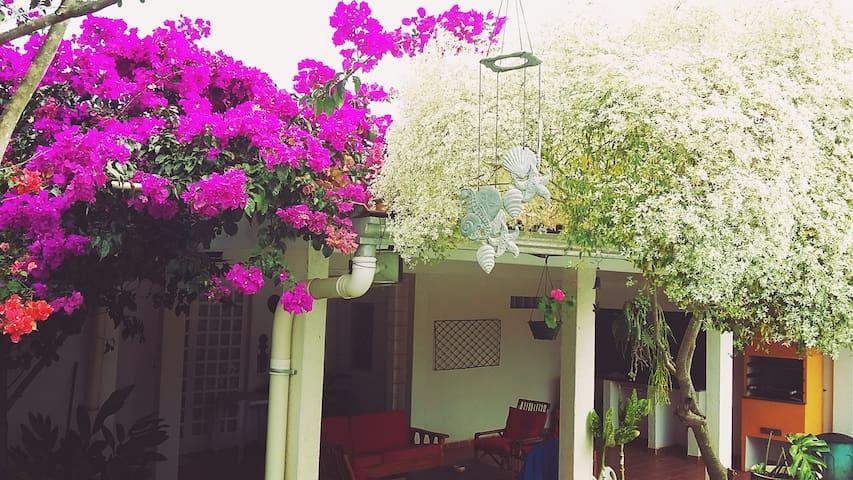 Casa com Piscina, em Mineiros-GO - Mineiros - House