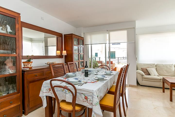 Apartment with pool and terrace! Winter Offer - Palma - Apartment