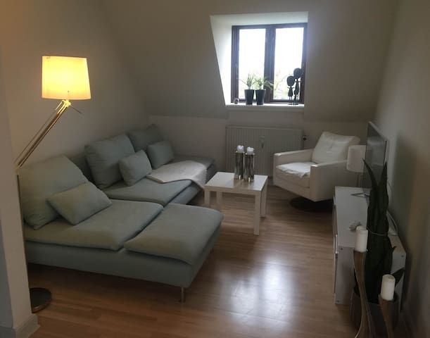 Cozy apartment in downtown Odense - Odense - Lägenhet