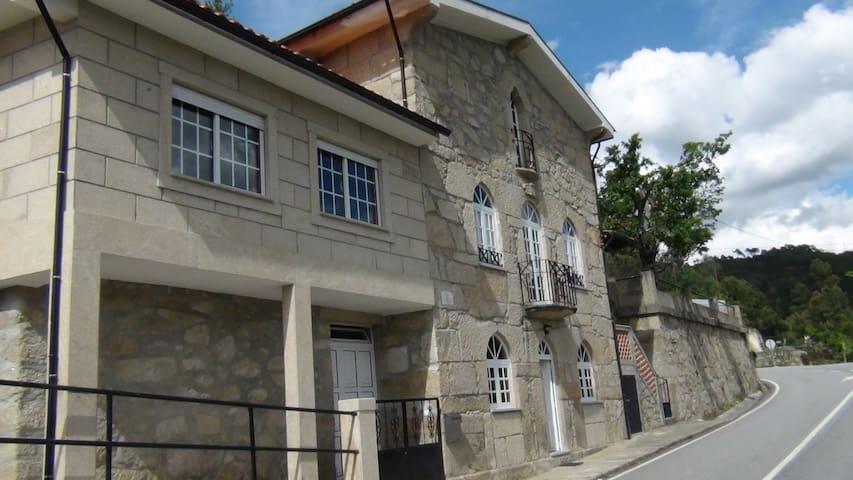 Casa do Reis - Renting Beds - Cerva, Ribeira de Pena