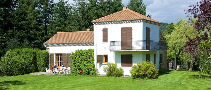 Beautiful home in the Ardeche