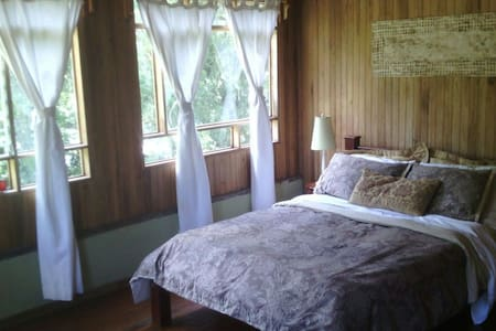 Rainforest B&B - Rumah