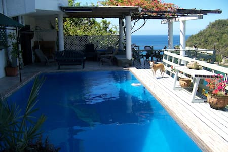 Private Caribbean Villa - Marigot Bay - Willa