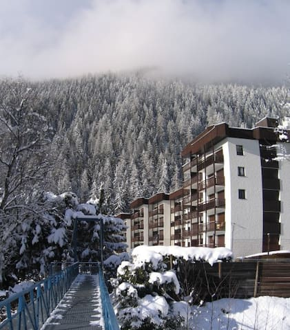 413 Residence Grands Montets, Argentière, Chamonix