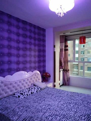 万达文华公馆私密空间 - Changchun Shi - Wohnung