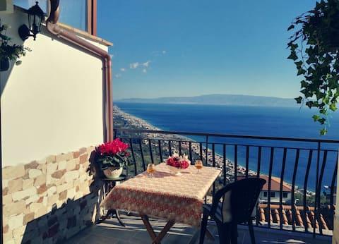 Apartment Forza D'Agro, Taormina