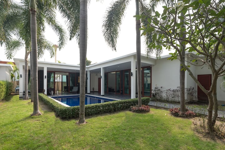 Hua Hin Private Pool Villa the best place to stay