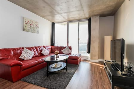 Luxury Condo inDowntown withParking - Gatineau