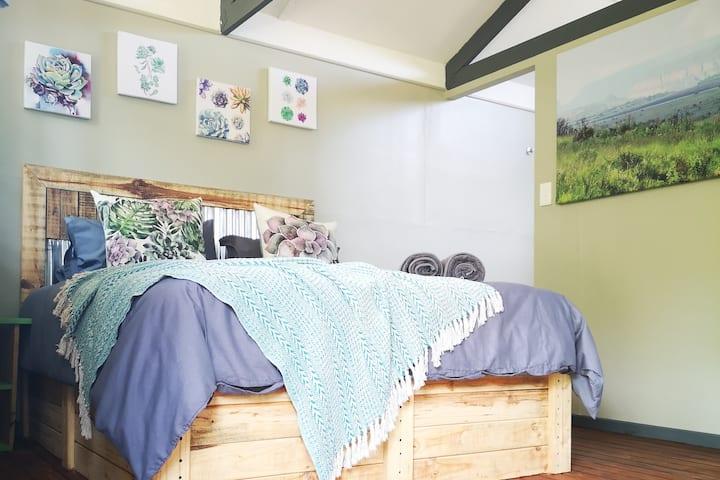 Succulent Room