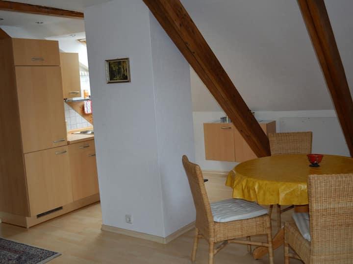 Ferienwohnung Katzmann (Kromsdorf) - LOH07511, Ferienwohnung, 48 qm, 2 Schlafzimmer, max. 4 Personen