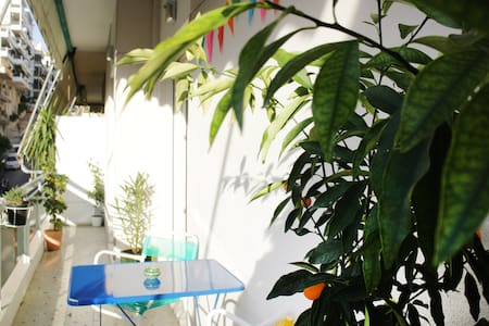 Bright & Trendy flat in the Hive - 雅典 - 公寓