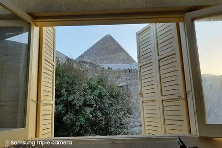 Magical House under Great Pyramid