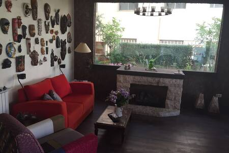 Charming apartment with Garden and Swimming pool - Beirut - Huoneisto