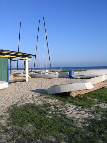 Mini-villa à 50 mer de la mer