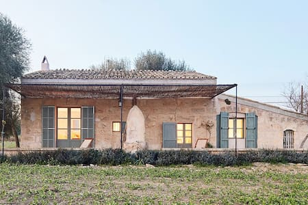 NEW- CHARMING COTTAGE IN AUTHENTIC RURAL MALLORCA - Sineu - Casa