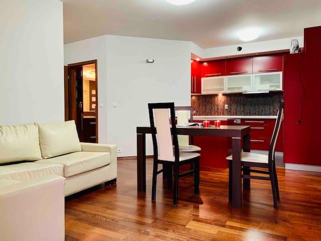 Apartment In Heart of Krakow :)