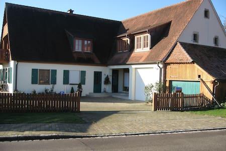 hochwertige Ferienwohnung mit Wohlfühlcharakter - Gunzenhausen