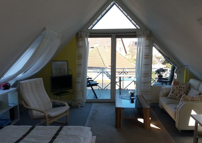 Studio / Loft Nur 300m zur Ostsee