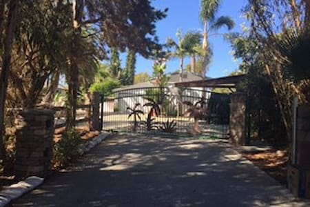 Hoagy's Hideaway - Vista - Casa de huéspedes