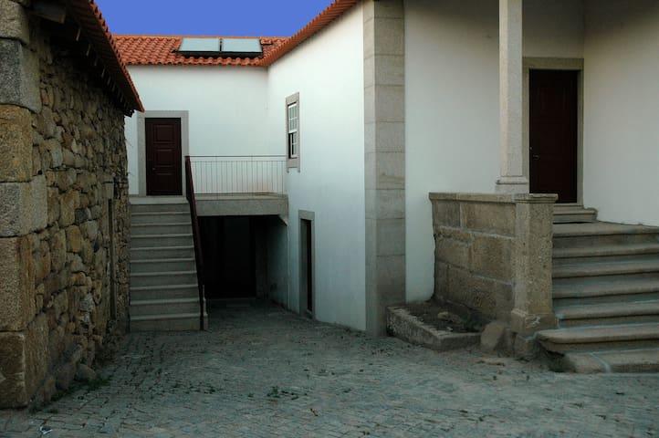 Casa dos Lagares de Vara e Pedra (apartamento) - Bragança - Apartament
