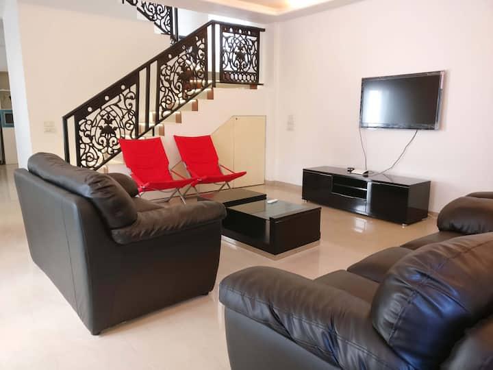 3 bedroom luxury villa with pool, Anjuna