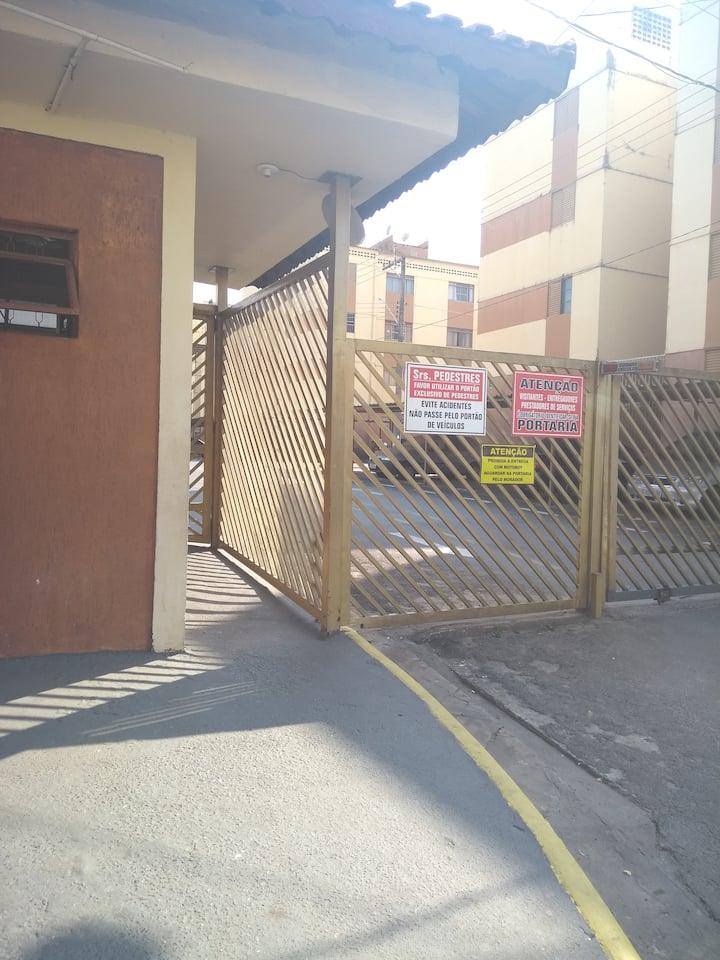Apartamento próximo ao Aeroporto de Viracopos.