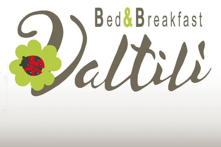 Bed And Breakfast VALTILI'-CAMERA ARANCIO