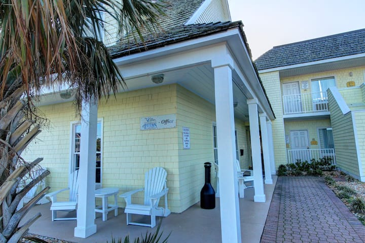 Fisherman's Loft 103 at the Villas at Hatteras Landing 103 One Bedroom Condo