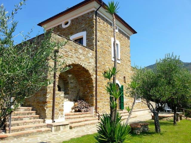 Il Canale 1861 - P. N. del Cilento - San Mauro Cilento - Villa