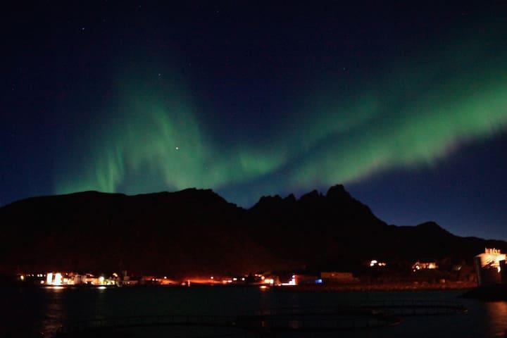 Ballstad, midt i Lofoten (Jacob Jentofsvei 3)