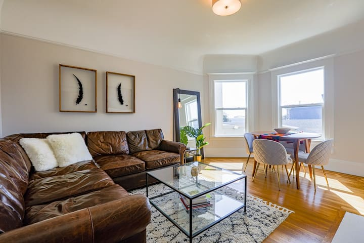 The Penthouse at Duboce Park
