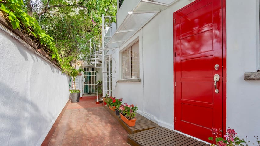 Small residence in the colonial past! - Ciudad de México - Appartement