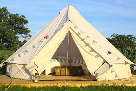 Home Farm Glamping - Elstree - Zelt