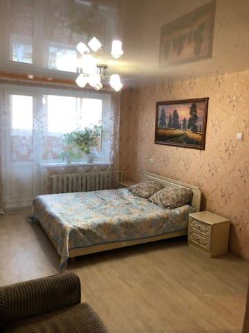 Апартаменты на Стахановской 14