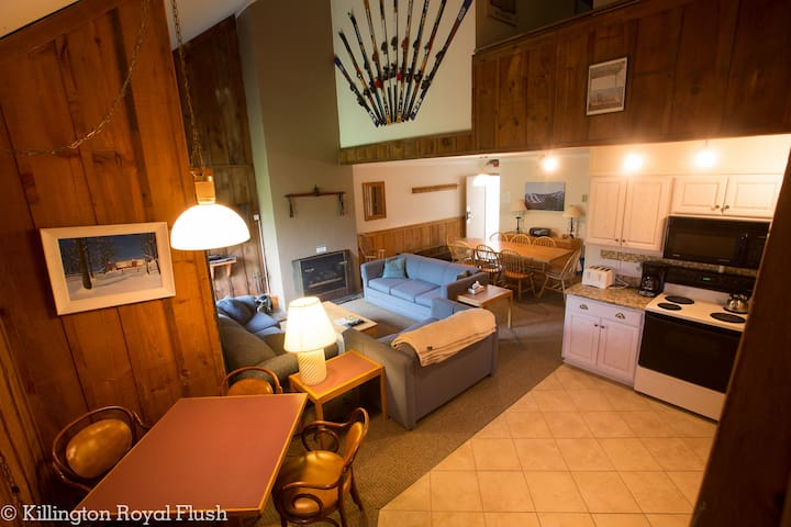 Killington - Ski In 4 Bd On Mtn - Killington - Appartement en résidence