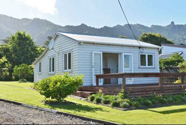 """Little squirt"" - our kiwi dream - Whangarei Heads"