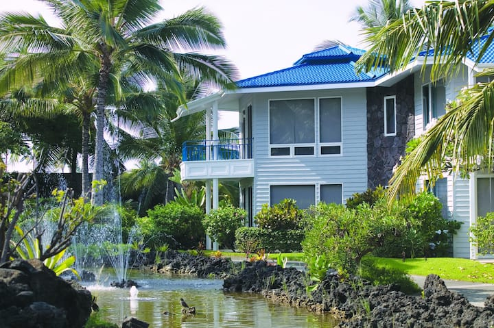 2 Bedroom Villa at Mauna Loa Village