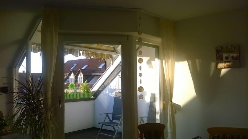 Gästezimmer nahe zur Gartenschau - Öhringen - Condo